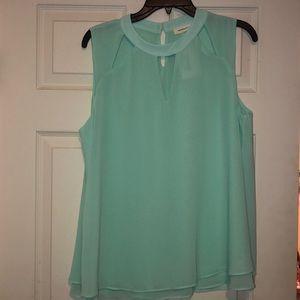 Sleeveless blouse NWT